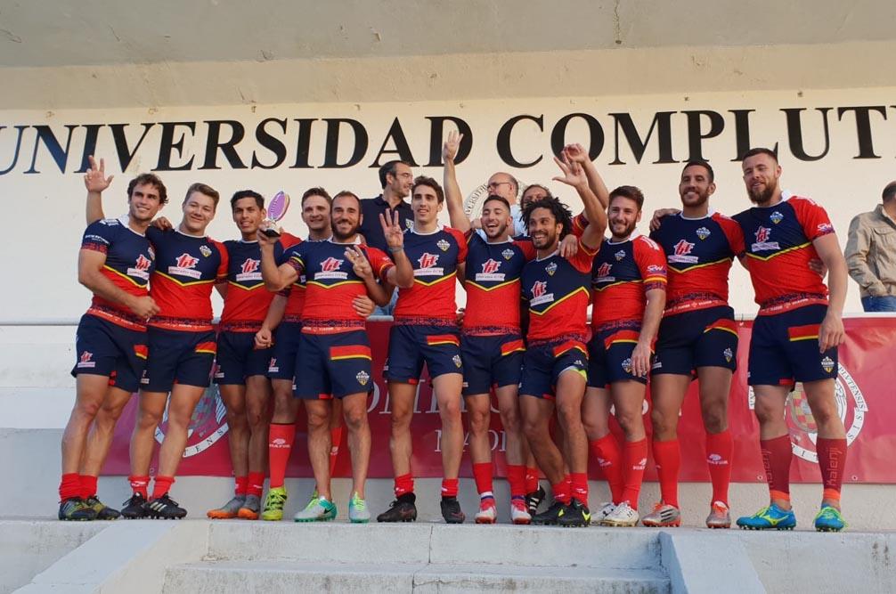 2018 campeones en madrid