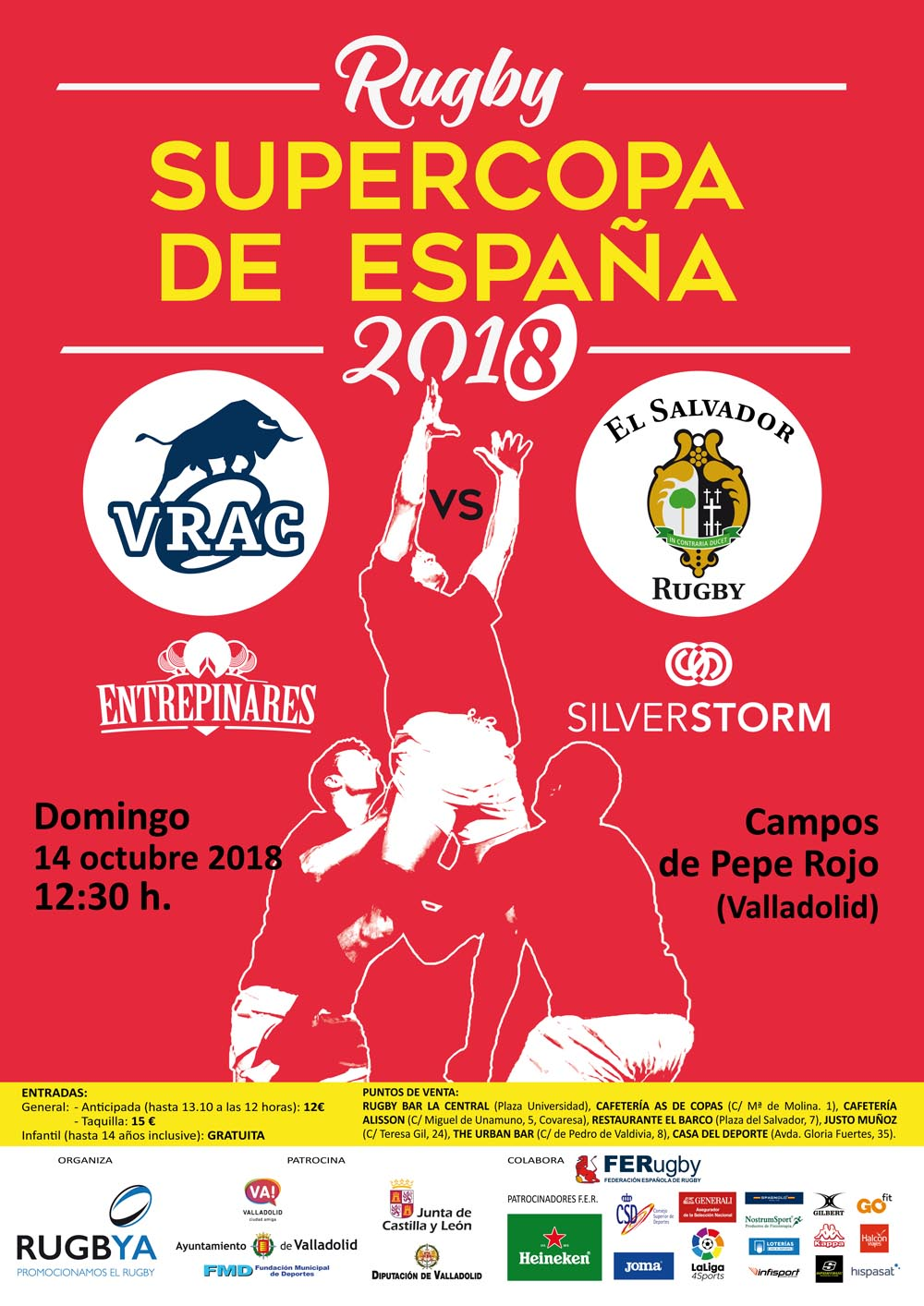 Cartel Supercopa 2018 (RUGBYA)