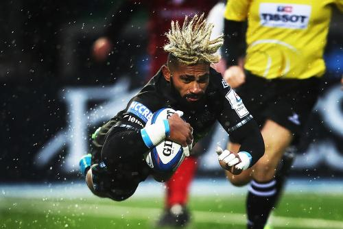 Glasgow Warriors v Lyon Olympique Universitaire - Heineken Champions Cup