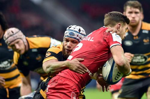 TOPSHOT-RUGBYU-EUR-CUP-TOULOUSE-WASPS