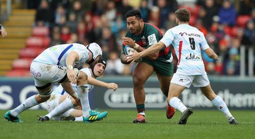 Leicester Tigers v Racing 92 - Heineken Champions Cup